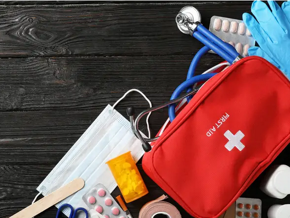 First-aid kits are essential. Make sure that you buy one and keep supplies close. Emergency Medical Masks. GET THEM BEFORE THEY'RE DEPLETED and GRAB YOUR MASKS STAT. Get your PPE today.